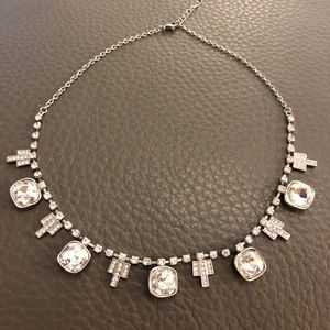 NEW Melanie Lyne stunning crystal necklace 💋 NWOT